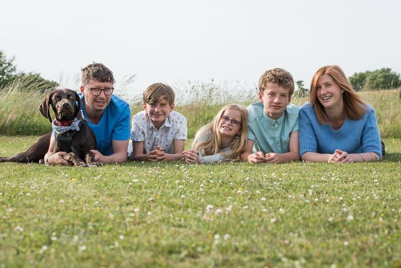 Brighton Family Photography – Stanmer Park